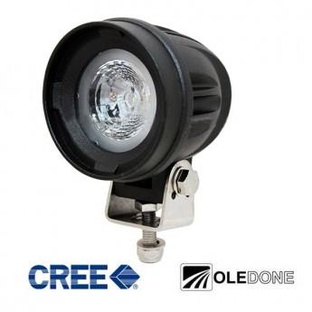 LED arbetsbelysning Oledone Cree 10W
