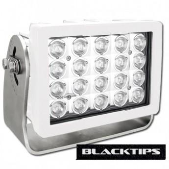 VISION X BLACKTIPS MARINE 20 LED 140W, Båtstrålkastare