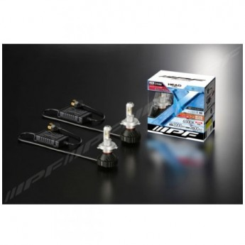 LED konvertering IPF H4 LED compact 5000K 20W LED konverteringskit 12V