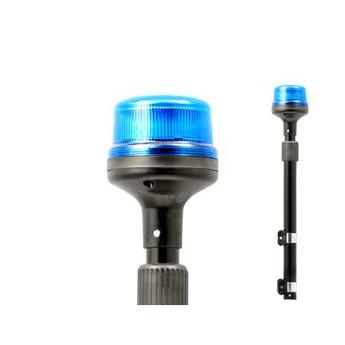 LED-LYKTA AXIXTECH 24LED BLUE