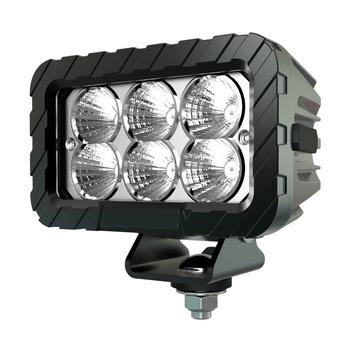 LED arbetsbelysning 60W, Båt belysning, IP68