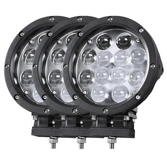 LED extraljus 3-PACK Gripen 12L 60W paket