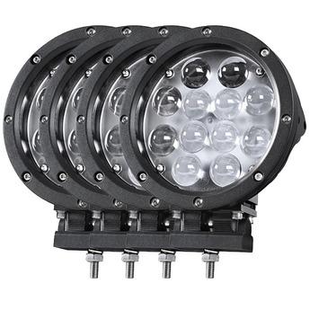 LED extraljus paket 4-PACK GRIPEN 12L 60W
