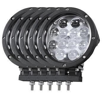 LED extraljus paket 5-PACK GRIPEN 12L 60W