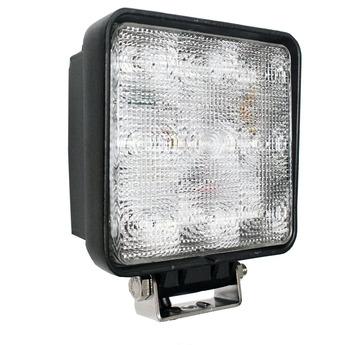LED arbetsbelysning 15W Cree, kvadrat