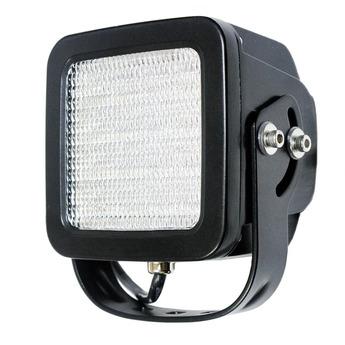 6-PACK LED arbetsbelysning paket SAE SQ 48W, Kvadrat