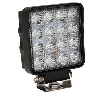 4-PACK 24W LED arbetsbelysning paket osram