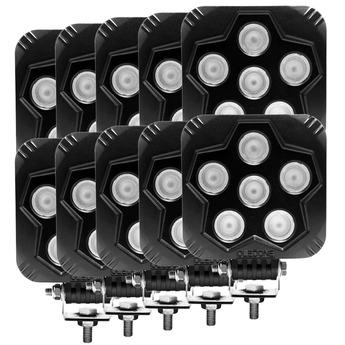 Nya Oledone Buffalo 60W LED Arbetsbelysning 10-PACK