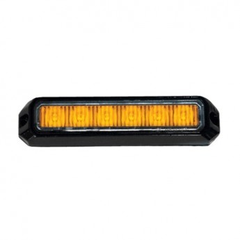 LED blixtljus SLD 6LED varningsljus