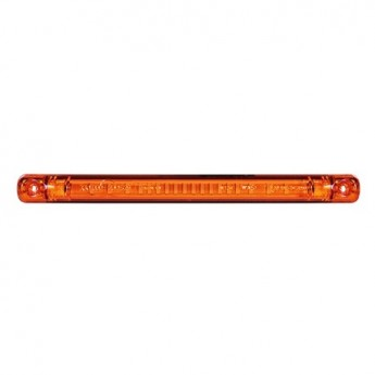 LED Blixtljus Helix 18LED, Tunt slimmat Varningsljus, ECE-R65 Godkänd