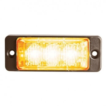 LED blixtljus varningsljus Helix 9LED Slim