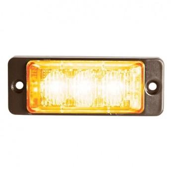 LED blixtljus varningsljus SLD 9LED Slim