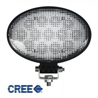 LED arbetsbelysning Helix 39W Cree