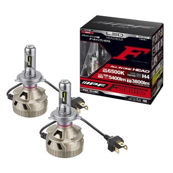 LED konvertering IPF H4 LED 6500K 36W LED konverteringskit 12V
