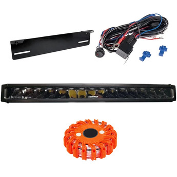 Supervision W-Light Comber 150W LED ramp paket