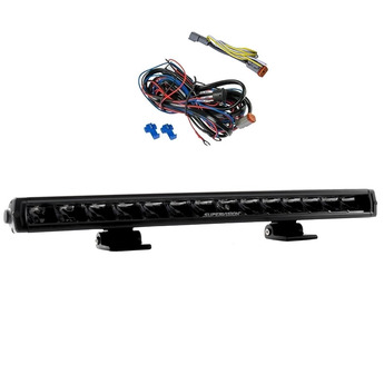 SUPERVISION SOLID 140W CURVED LED RAMP
