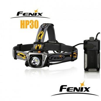 Fenix pannlampa led HP30 Silver