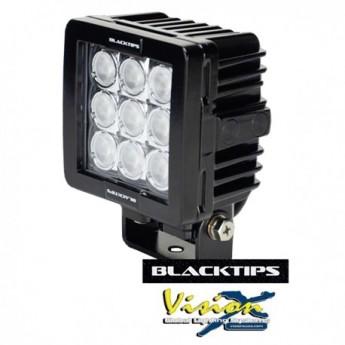 VISION X BLACKTIPS 9LED 63W