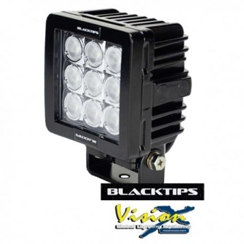 VISION X BLACKTIPS 9LED 63W