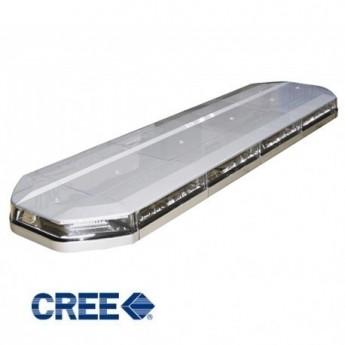 LED Blixtljusramp Pro 1148 mm ECER65 gult sken