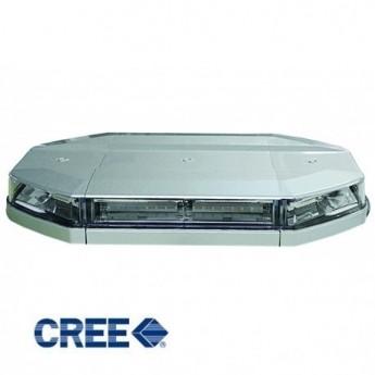 LED blixtljusramp Pro 467 mm gult sken ECER65