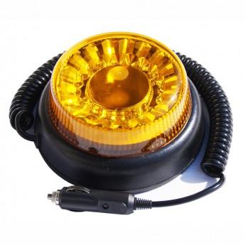 LED varningsljus Deluxe FS M100, ECE-R65 godkänd saftblandare