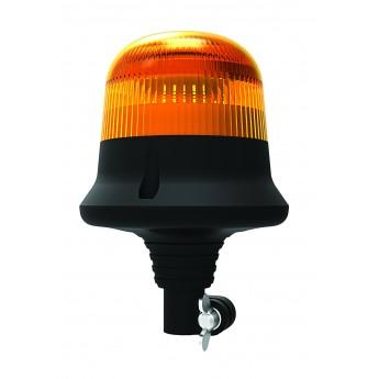 LED varningsljus Deluxe FS F200,  Flexi DIN, ECE-R65 godkänd