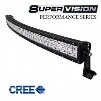 LED ljusramp Supervision 240W  curvad böjd