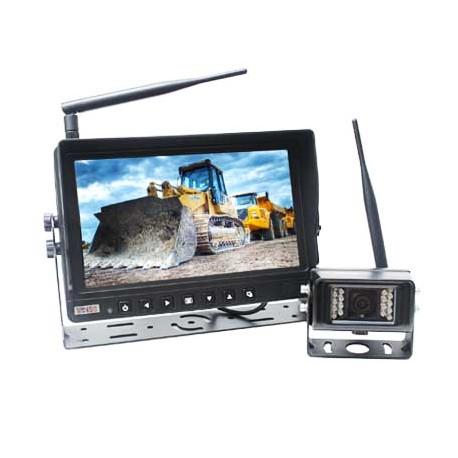 Backkamerasystem 7-tumsskärm CK1