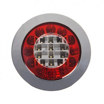 Baklampa 24 LED 10-30V