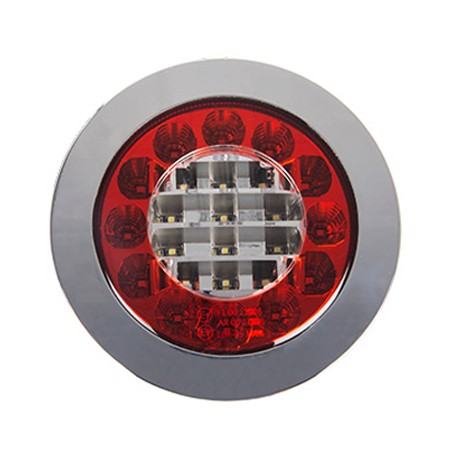 Baklampa 24 LED 10-30V