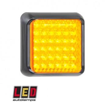LED bakljus, Signalljus Gul