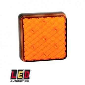 LED bakljus, Bakindikator, Orange