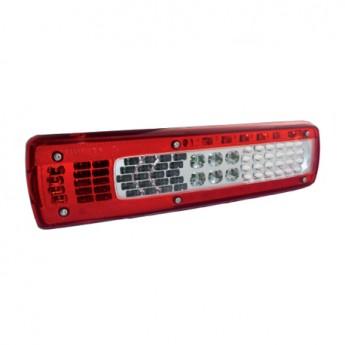 LED bakljus Volvo, Skyltlampa, Vänster