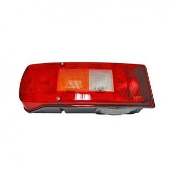 LED bakljus Volvo 370 mm, 7-kammars, Vänster