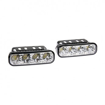 Varselljus DRL 4LED RLW
