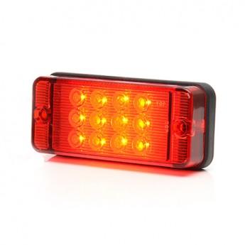 LED-Dimbakljus, Kompakt 10R till Lastbil & Släpvagn