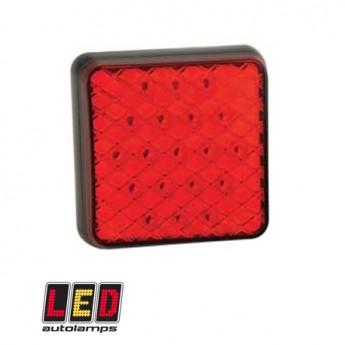 LED bakdimljus, Bakindikator, Röd till Lastbil & Släpvagn