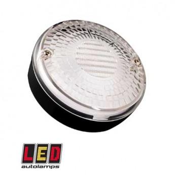 LED backningsljus, Ytmontering