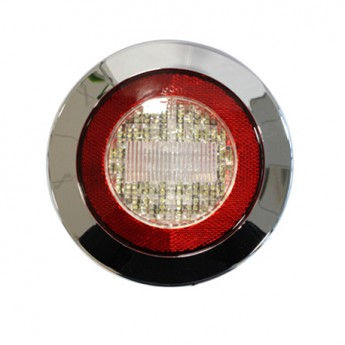 LED backningsljus, Krom
