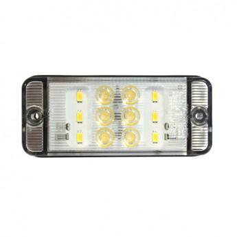 LED backningsljus, Kompakt till Lastbil & Släpvagn