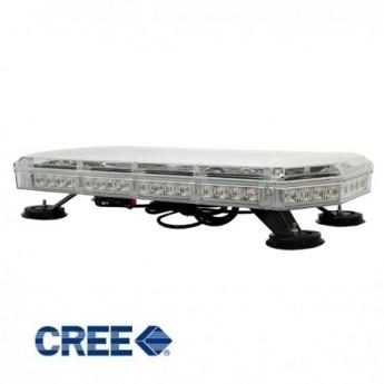 LED Blixtljusramp Supervision 595 mm ECER65 gult sken