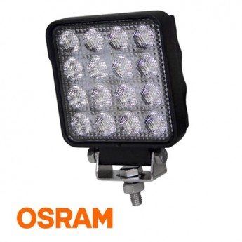 6-PACK 24W LED arbetsbelysning paket osram