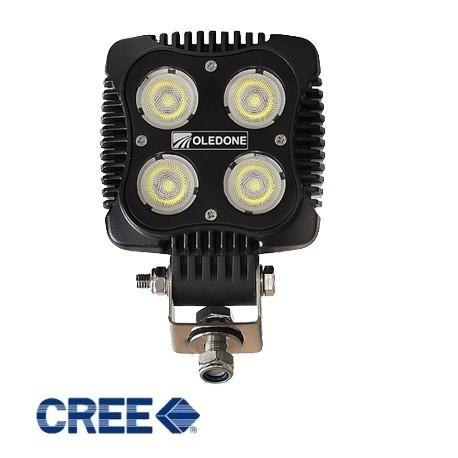 10-PACK LED arbetsbelysning Oledone Cree 40W