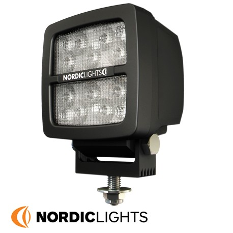 6-PACK NORDIC LIGHTS SCORPIUS N4402 LED arbetsbelysning, Heavy Duty