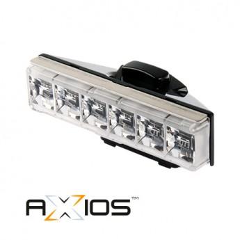 AXIOS 6LED, GUL LED BLIXTLJUS