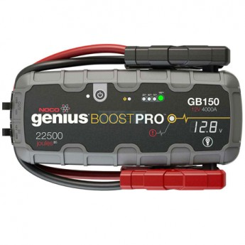 Startbooster Nocco GB150 Genius Boost PRO 4000A, Starthjälp