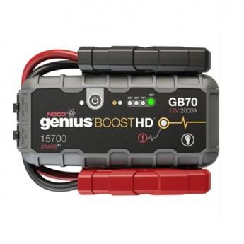 Startbooster Nocco GB70 Genius Boost HD 2000A, Starthjälp