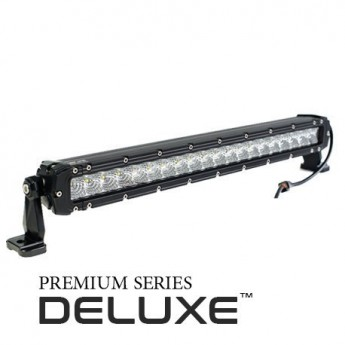 LED ramp Single Deluxe 100W enkelradig