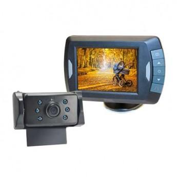 Backkamerasystem 4,3-tumsskärm CK1